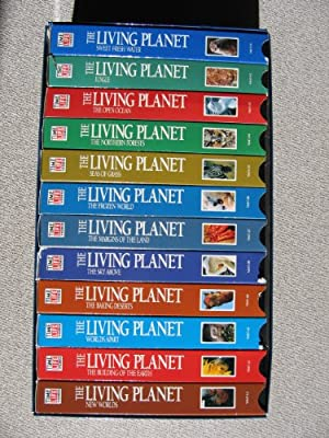 Living Planet 12-Tape Box Set [VHS]