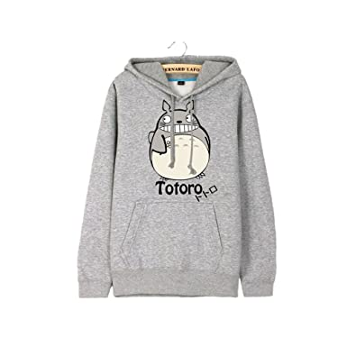 Hand painted Totoro Sweatshirt, men and women green sweatshirt, My Neighbor Totoro