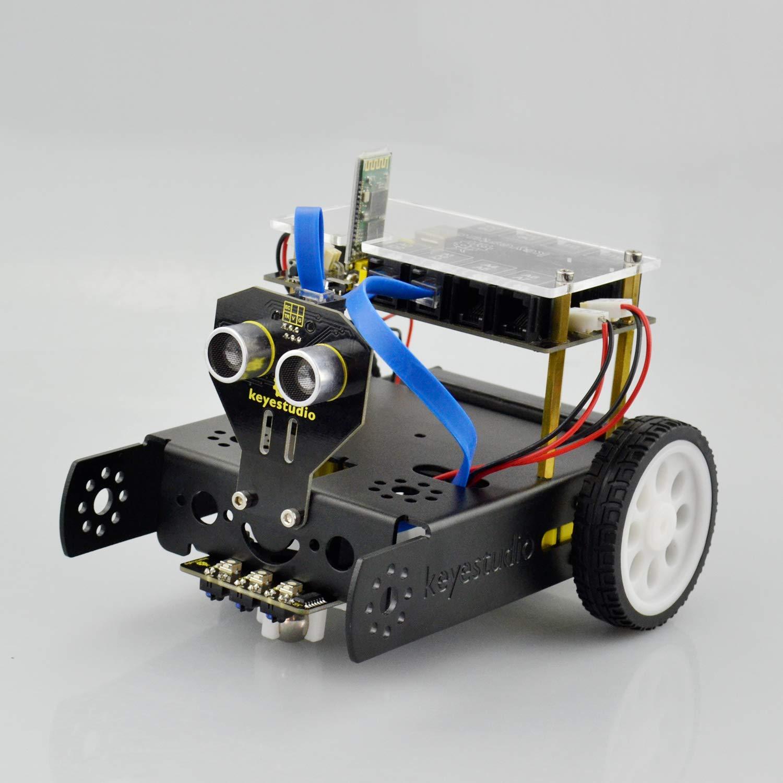 KEYESTUDIO Robot Braccio Clamp Kit di Montaggio con Servo per Arduino Uno R3
