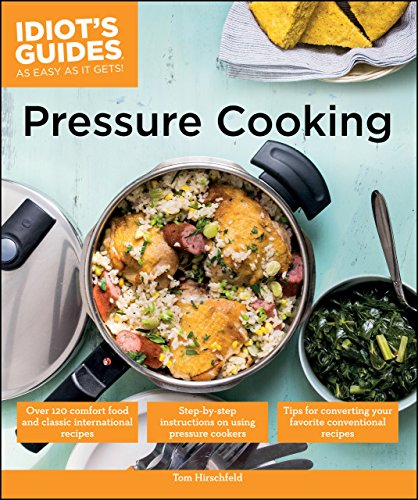 Pressure Cooking (Idiot's Guides) cover