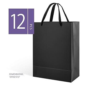 Amazon.com: Malicplus 12 bolsas de regalo extra grandes de ...