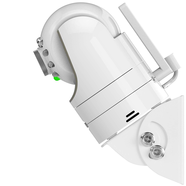 Adjustable Angle Mount for Infant Optics DXR-8, Motorola, Samsung, Babysense, HelloBaby and Most Universal Monitors Camera, Aluminum Alloy Material
