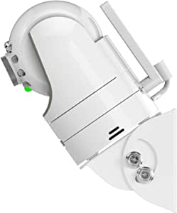 Adjustable Angle Mount for Infant Optics DXR-8, Motorola, Samsung, Babysense, HelloBaby and Most Universal Monitors Camera,Aluminum Alloy Material