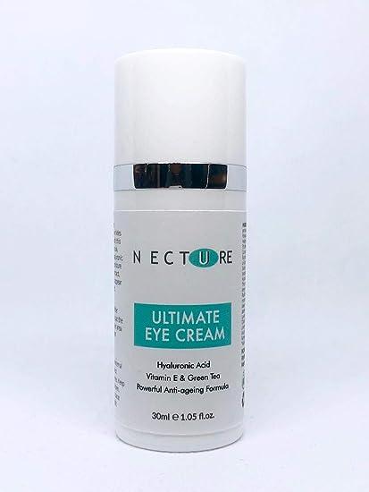 Necture Ultimate Crema para ojos con ácido hialurónico ...