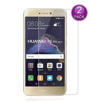 E-Hamii [2-Pack] Protector de Pantalla para Huawei Nova Lite Plus ...