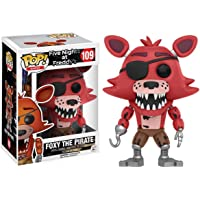 Funko Pop Games: Five Nights at Freddys Foxy The Pirate#109