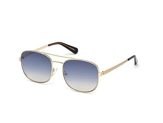 c88ffe2e12c8 Amazon.com  GUESS Gu5201 Aviator Sunglasses
