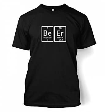 993fe7716 Amazon.com: Science Tshirts By Something Geeky Men's Elements Of ...