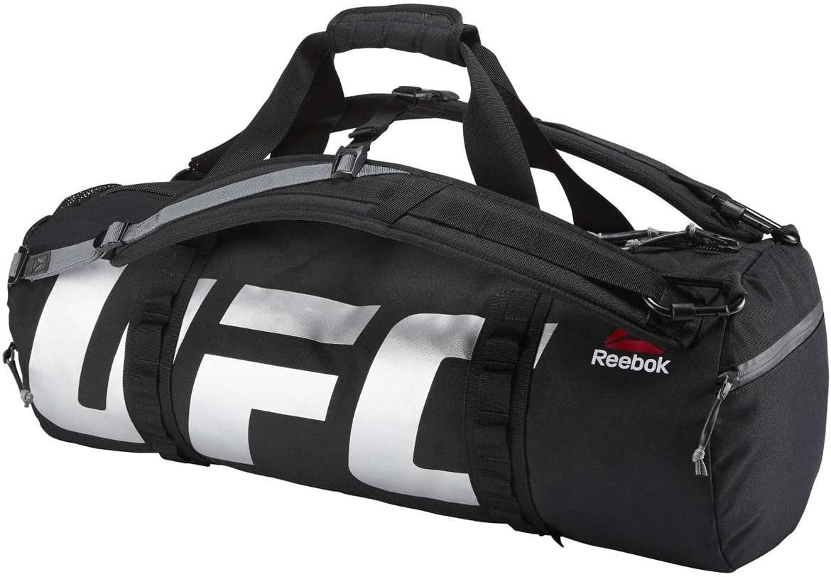 Reebok UFC Convertible Grip Duffle Bag