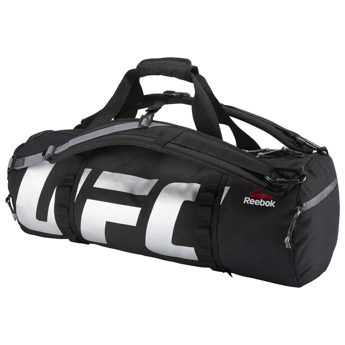 Reebok UFC Convertible Grip Duffle Bag