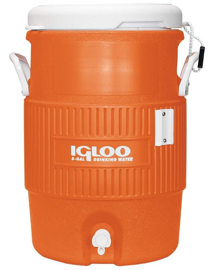 Igloo - Nevera rígida cilíndrica para líquidos: Amazon.es: Deportes y aire libre