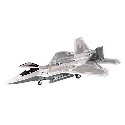 Hasegawa 1/48 F-22 Raptor USAF: Toys & Games