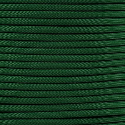 10 50 and 100 Foot Options PARACORD PLANET 1//4 Inch para-Max Paracord 1200 lb Tensile Strength 25