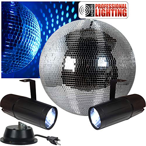 Led Light For Mirror Ball in US - 3