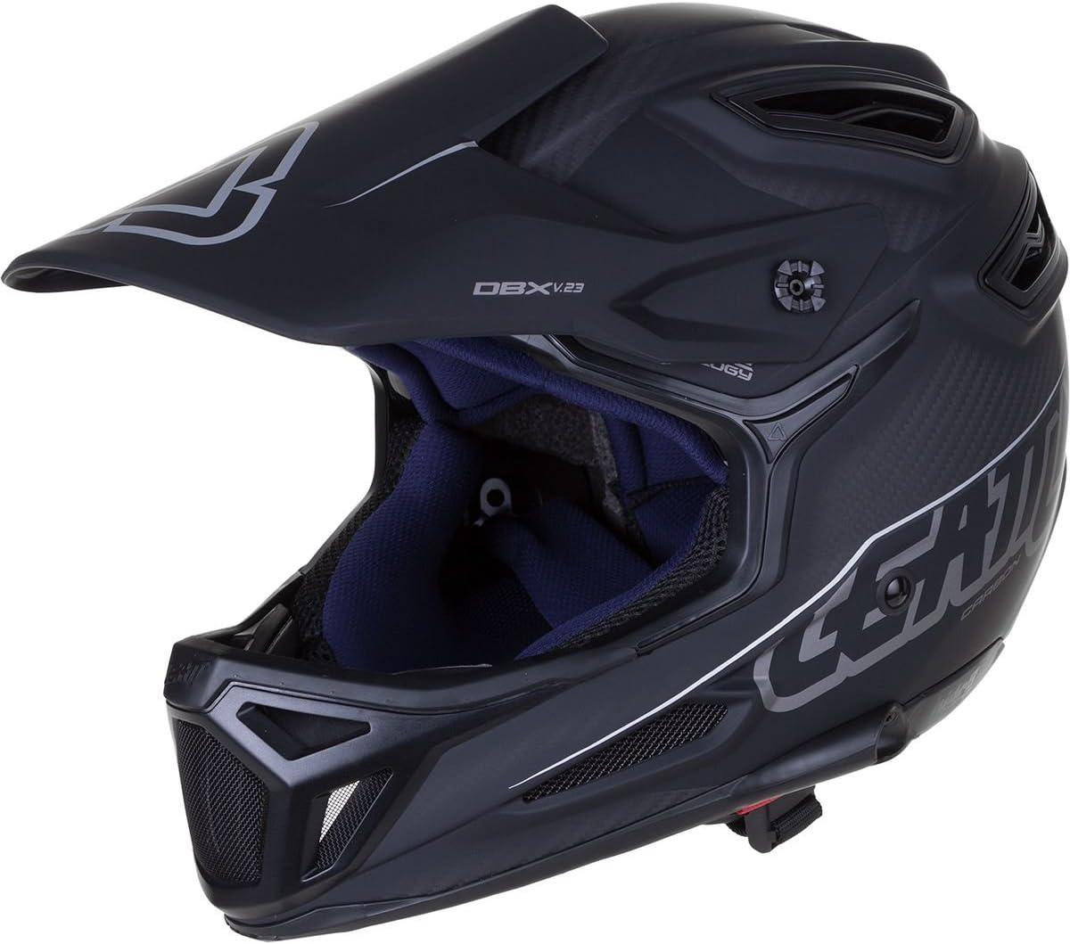 Leatt DBX 6.0カーボンV23自転車用ヘルメット-XL