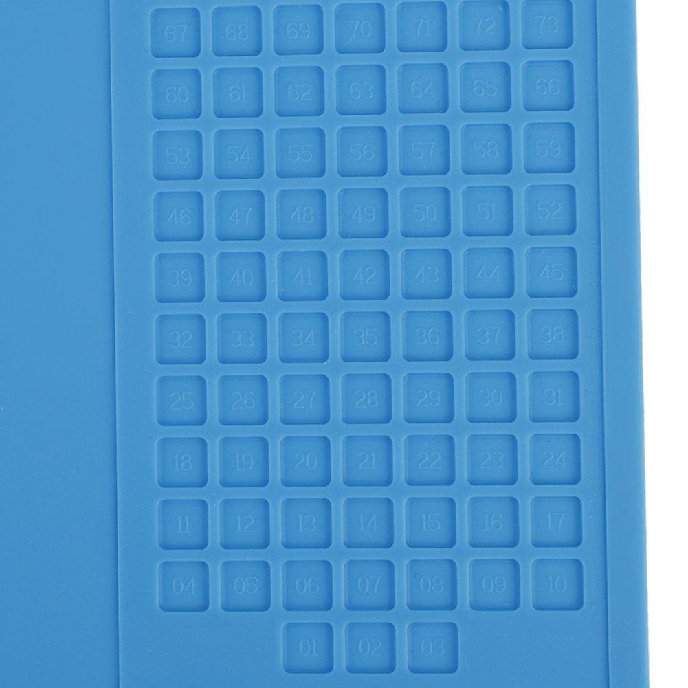 Tapis dentretien tapis r/ésistant /à la chaleur de r/éparation de tapis dentretien