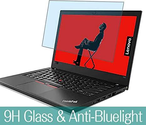 4th Gen 2019 14 Visible Area 9H Protective Screen Film Protectors Synvy Anti Blue Light Tempered Glass Screen Protector for Lenovo ThinkPad X1 Yoga