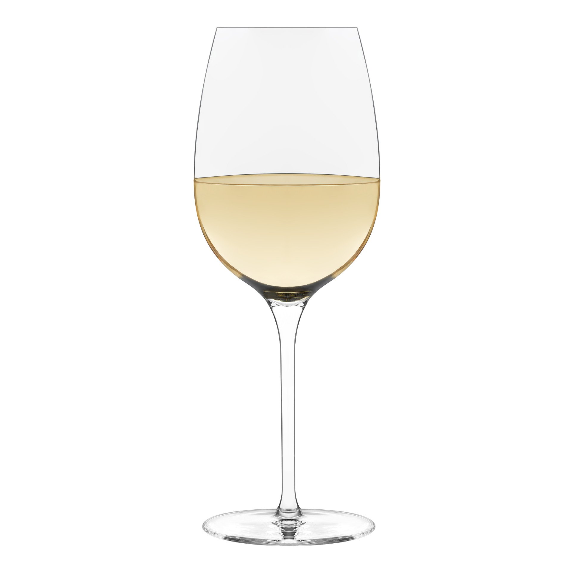 Libbey Signature Kentfield Estate All-Purpose Wine Glass, 16-ounce, Made in USA, Set of 4