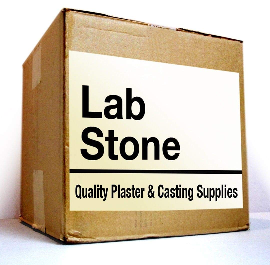 38 pounds - Dental Blue Lab Stone, Type III Gypsum, Model Stone for Dental Laboratory and Dental Office from Manufacturer!