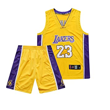 pretty nice 8b698 160a2 Youth Lebron James Lakers Jersey, Young Adults 8-20 Years ...