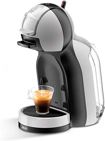 Krups Mini Me KP123B - Cafetera (Independiente, Máquina espresso ...