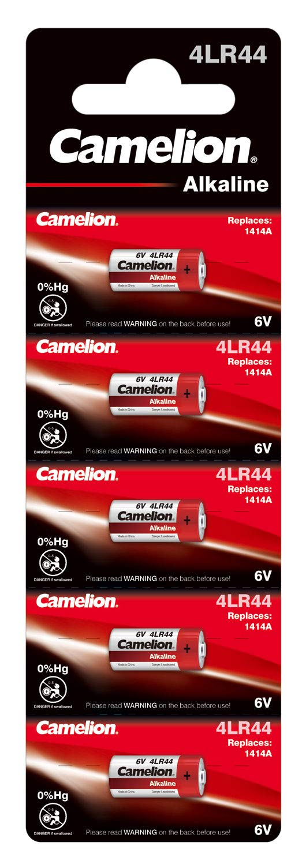Camelion 12050144–Cámara Especial, batería sin Mercurio