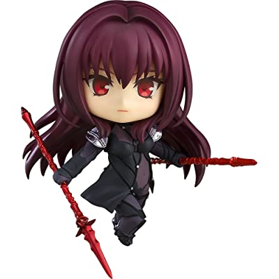 Good Smile Fate/Grand Order Lancer/Sathach Nendoroid Figure: Toys & Games