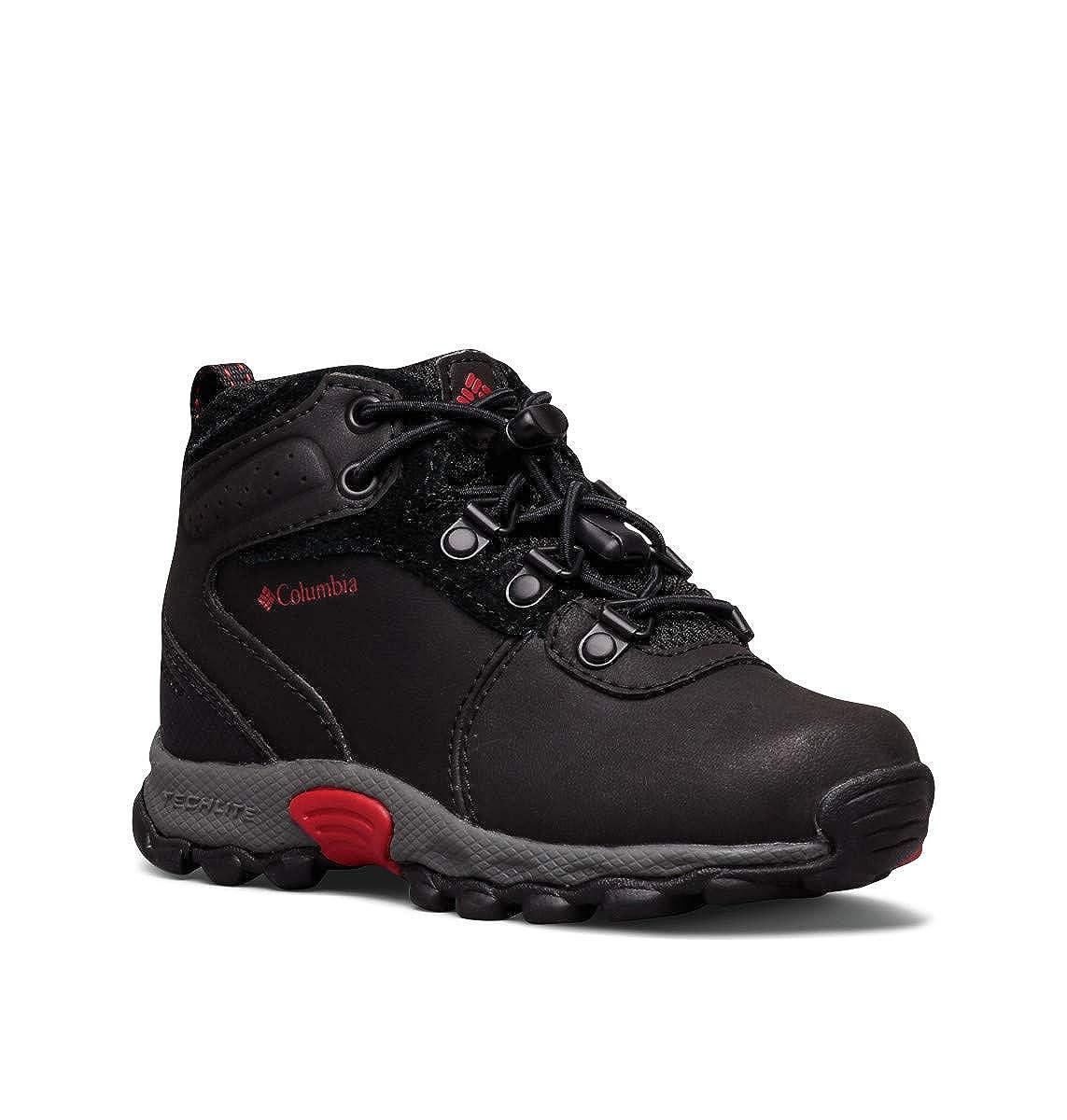 Noir (noir, Mountain 010) 38 EU Columbia Youth nouveauton Ridge, Chaussures Bébé Marche garçon