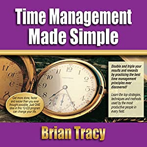 Time Management Made Simple Audiobook