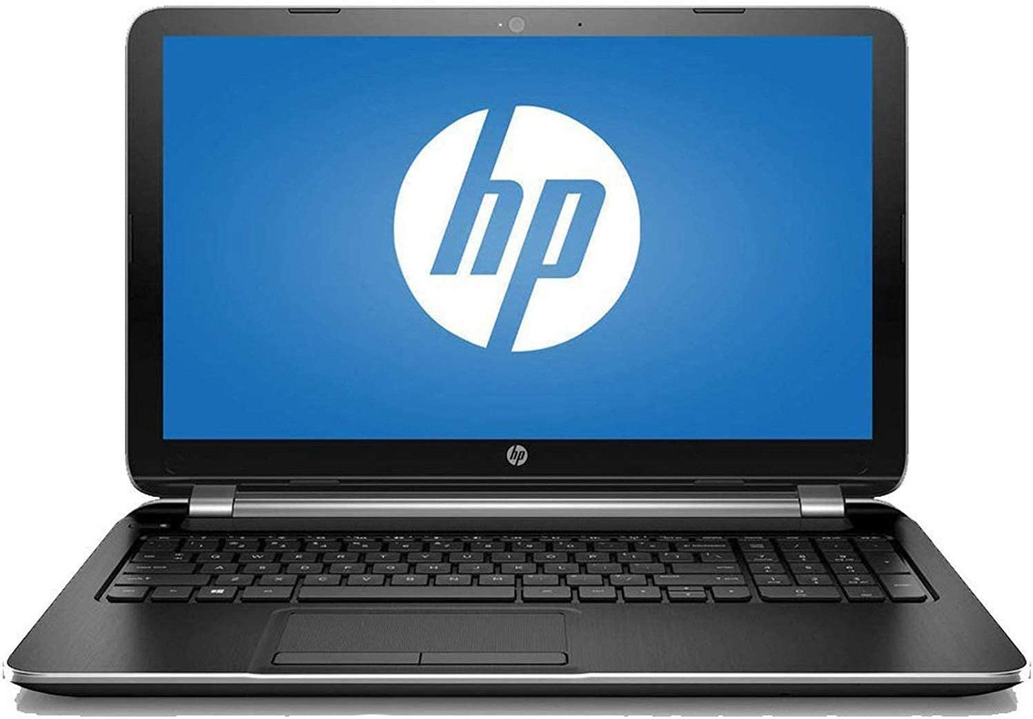 HP 15-f271wm 15.6 Laptop PC -Intel Pentium N3540 Processor / 4GB Memory / 500GB HD / DVD±RW/CD-RW / HD Webcam /Windows 10 Home