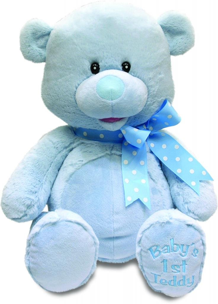 My First Singin' Teddy by Cuddle Barn (Blau)