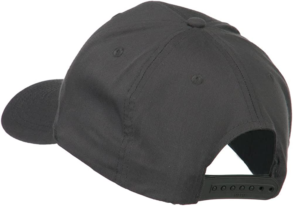 e4Hats.com Baseball Outline Embroidered Cap
