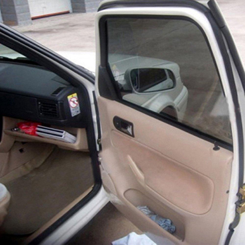 Mintice/™ 31510 millimetri x 8mm grande auto guarnizione di tenuta in gomma del portello del veicolo automobile cavo D 8meter 3M