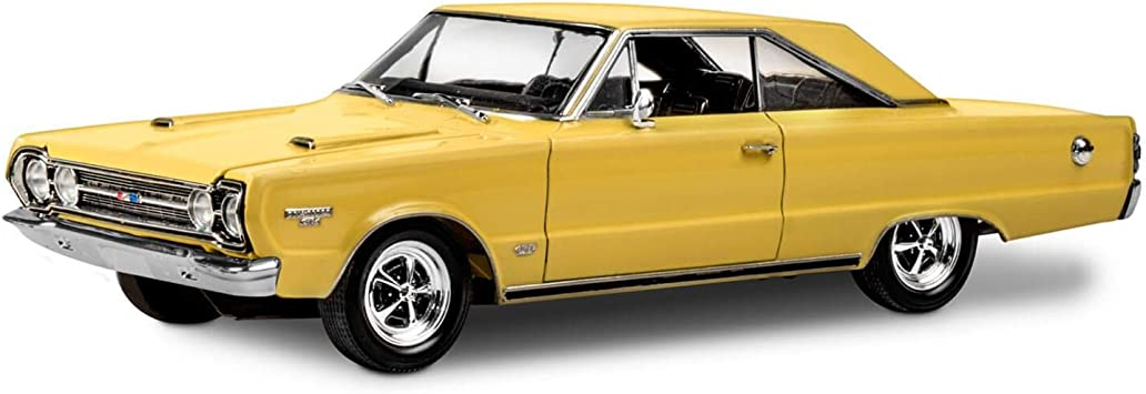 Amazon.com: Revell 4481 1967 Plymouth GTX Model Car Kit, Multi: Toys & GamesAmazon.com