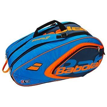 Babolat bolsa de padel RH Club WPT Naranja Azul - Padel ...