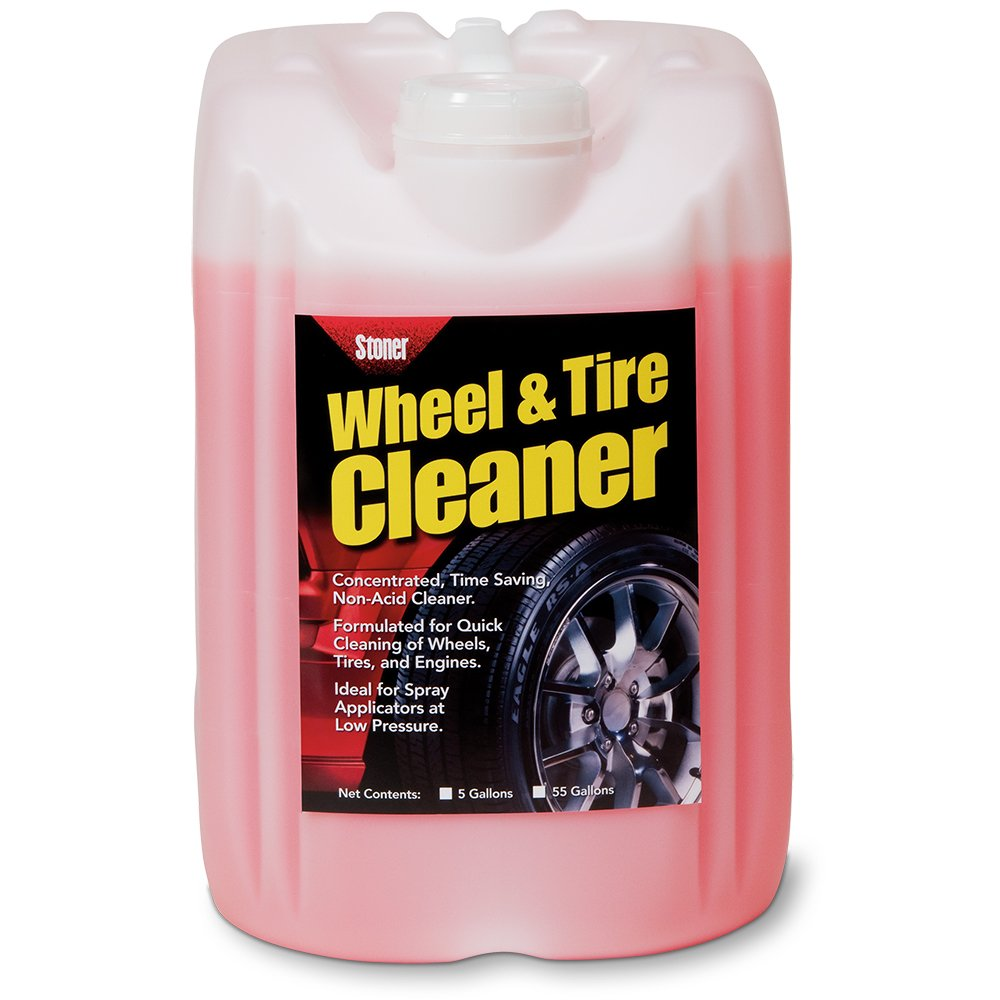 Stoner Car Care Pro B548PL Concentrated Wheel and Tire Cleaner, 640. Fluid_Ounces