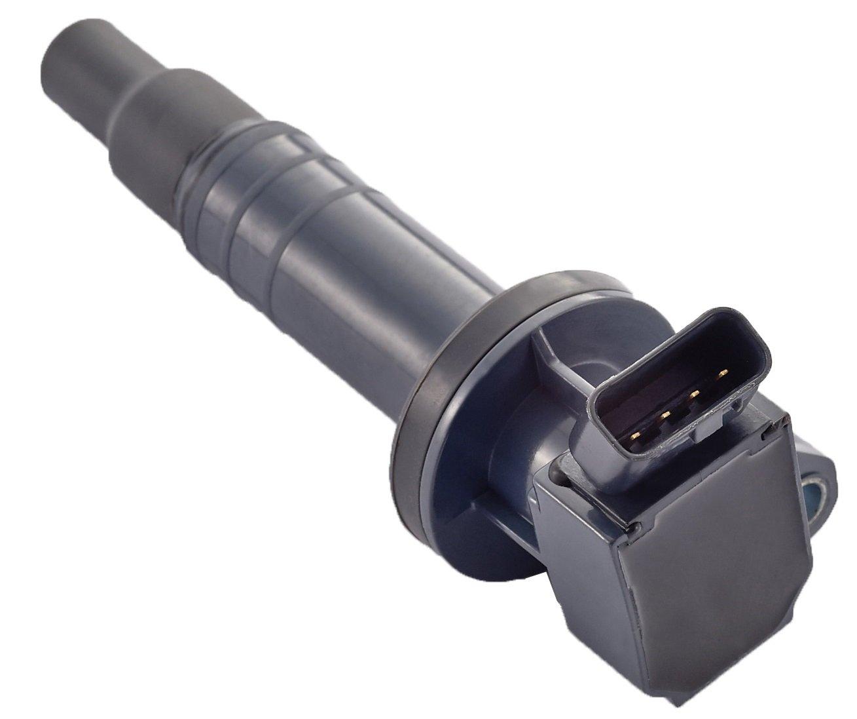 Ignition Coils for Toyota - Corolla Matrix MR2 Celica GT - Chevy Prizm L4 1.8L Engine 1ZZFE 9091902239 C1249 UF-247 UF-315 Pack of 4