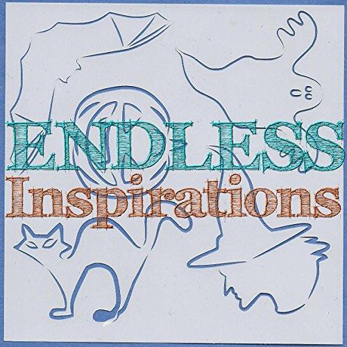 Endless Inspirations Original Stencil, 6x6 Inch, Halloween Combo -