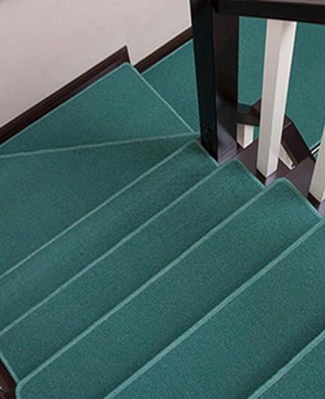 MYYDD Escaleras tapetes Felpudo Antideslizante Escalera a Escalera Mat Mesa de café Mats Tienda de alfombras para (1-5 Piezas),D,100 * 100cm/1: Amazon.es: Hogar