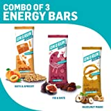 ON THE RUN Trial Energy Bars (Pack of 3 X 30 g)