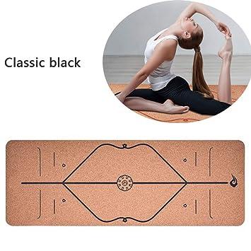 CWDXD Estera de Yoga 183 * 65 cm * 6 mm sin Sabor Alta ...