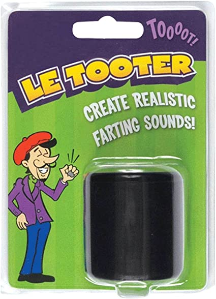 1 Million ~ Combo Set Pooter Hand Fart Machine 3 Stink Bombs 1 Le Tooter