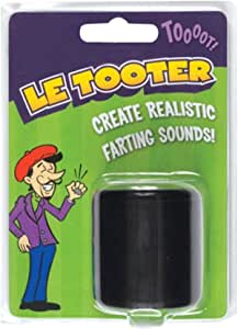 Balai Pooter Fart Machine Toy Rubber Le Tooter Create Farting Natural Sound Best Novelty Gag Gifts Joke Toy