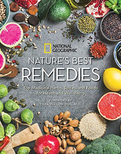 Nature's Best Remedies: Top Medicinal Herbs, Spices, and Foods for Health and Well-Being (Best Vitamins For Depression Uk)