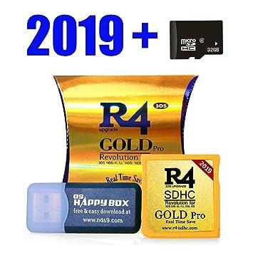antoollec R4 2019 DS-DS Lite - dsi - dsi XL: Amazon.es ...