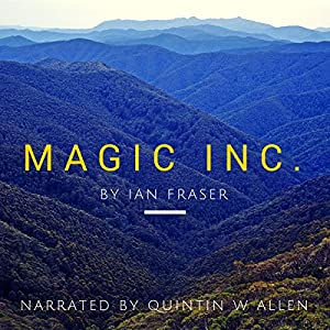 Magic Inc. Audiobook
