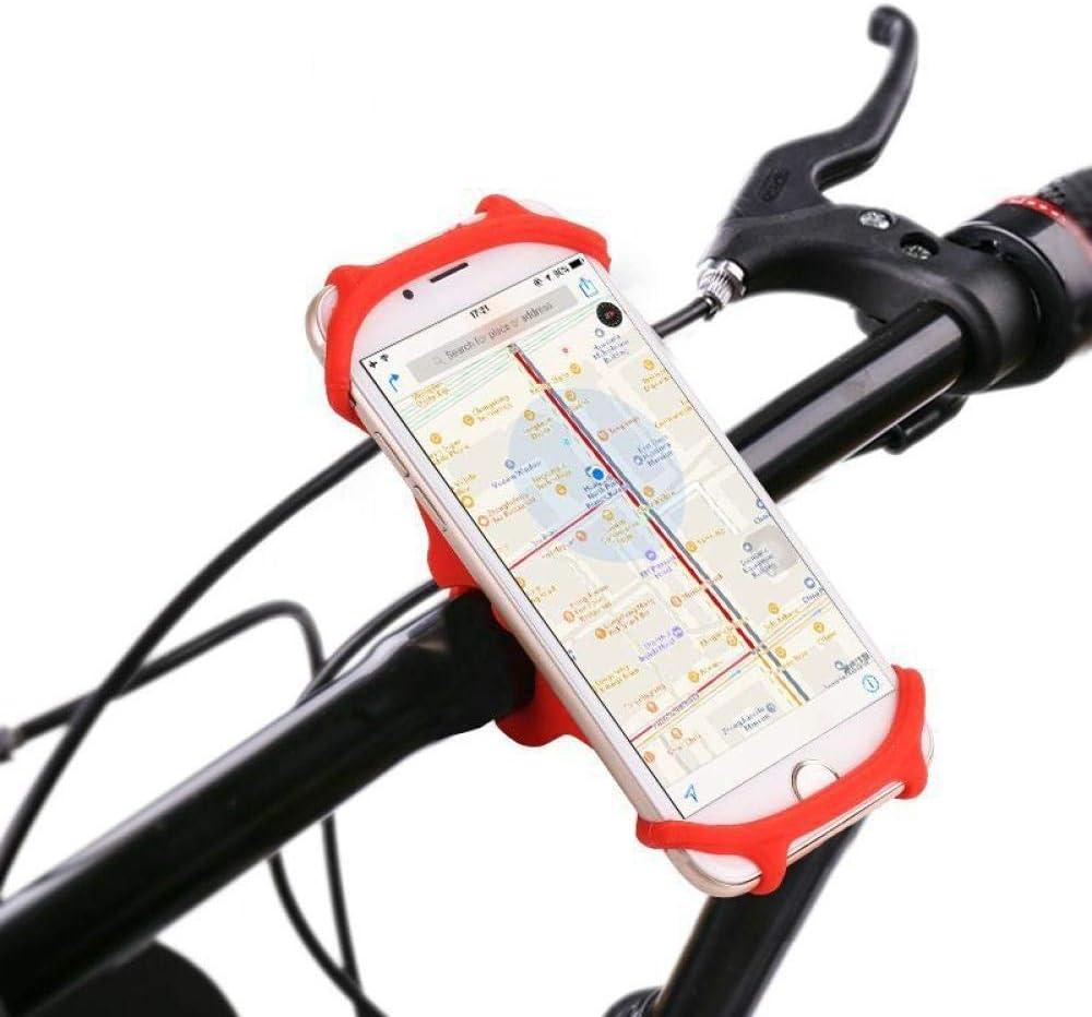 LKXOOD Soporte móvil Bicicleta Carretera, Soporte de Móvil ...