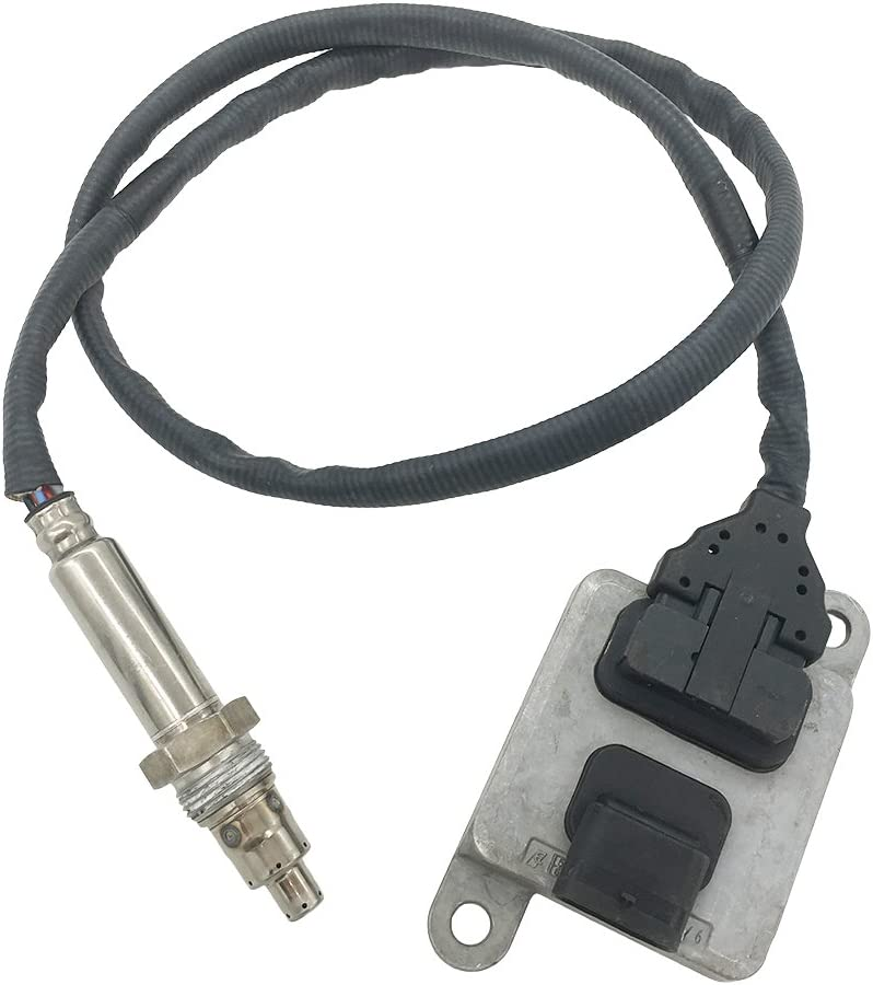 Germban 0009053603 Nitrogen Oxide Sensor 8-Wrie NOx Sensor Rear Fits for Mercedes-Benz W205 W166 CLA350 GLE350 GLE400 ML350 C-KLASSE A0009053603