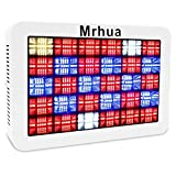 450W LED Grow Lights, Mrhua Plant Lamp with Red Blue Spectrum for Gardening Greenhouse Indoor Grower