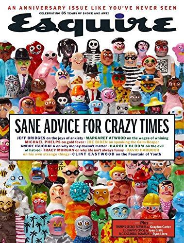 Magazines : Esquire